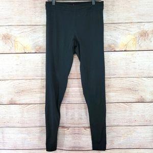 "Manduka men's black ""Atmen"" compression tights"